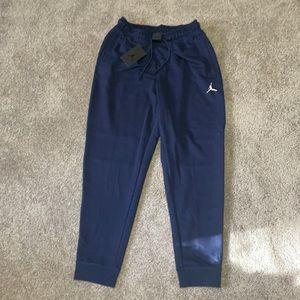 Brand New! Men's Jordan dry air fleece pant